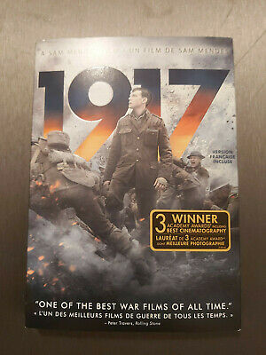 1917 - Dvd Size - Slipcover Only, No Disc