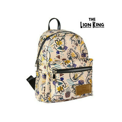 Sac à dos Casual The Lion King 72816 Beige