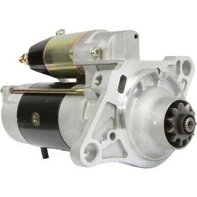 New Starter for ISUZU INDUSTRIAL M8T60973
