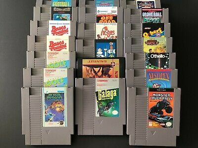 NES Games * You Pick * 250 games to choose from * Combine Shipping * Nintendo