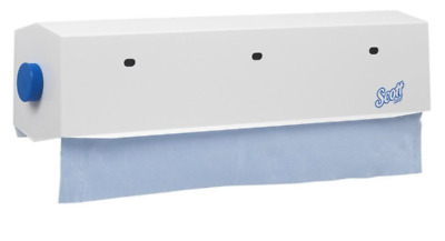 Couch Cover Dispenser White 50 cm - Scott RRP £45.00