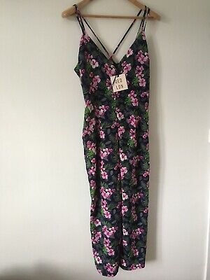 QED London Jumpsuit Size 12 Brand New With Tags