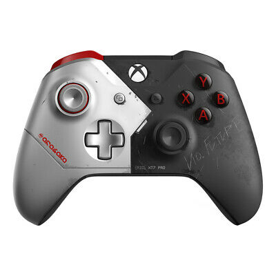 Xbox One Cyberpunk 2077 Limited Edition Wireless Controller NEW