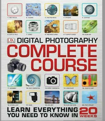 Digital Photography Complete Course PDF E book+Master resell right+Free shipping