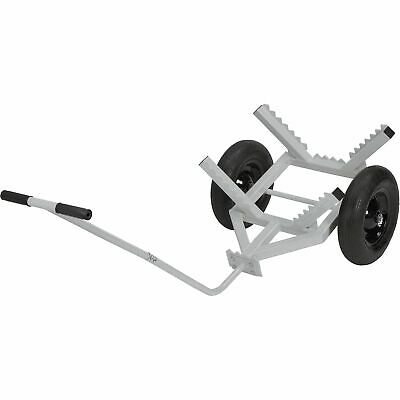 Strongway Logging Dolly with Binder - 440-Lb. Capacity