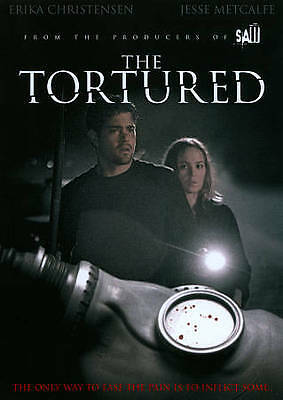The Tortured (DVD, 2012) see notes