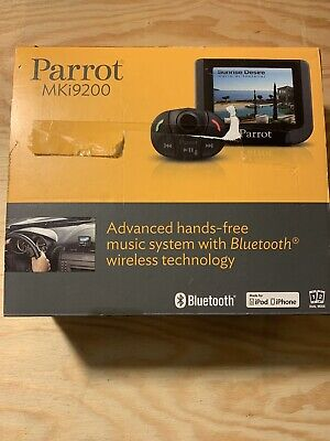 Parrot MKi9200 Bluetooth Handsfree Car Kit iPhone iPod (2)