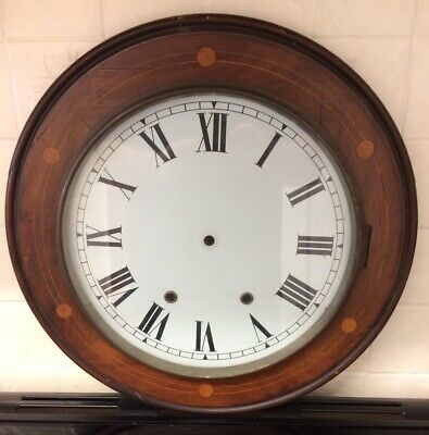 Wood Clock frame and face