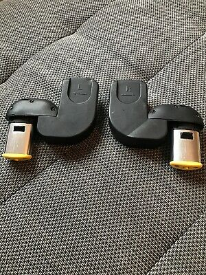 iCandy Peach 🍑 1,2,3  Lower Car Seat Adaptors For Maxi Cosi Car Seat