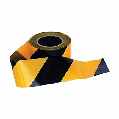 sUw - Barricade/Warning Tape Yellow/Black Regular