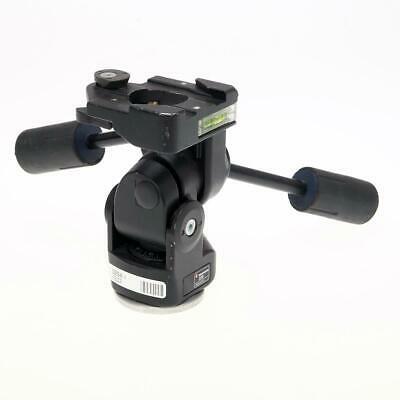 Manfrotto 229 Super Pro-Head with Quick Release - Supports 26.5 lbs (#3039)