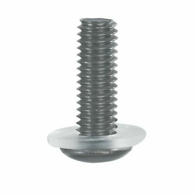 Oxford Motorcycle Screen Windshield Replacement Screw Kit - Anodised Silver