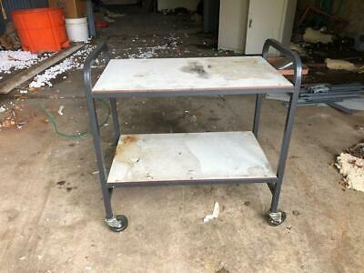 Labconco Steel Pan Cart Model 8047500 with Casters