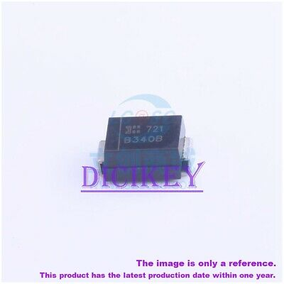 3000PCS X DIODES B340B-13-F SMB(DO-214AA) 40V,3A,VF=0.5V@3A Schottky Diodes