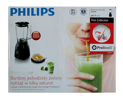 Philips HR 2173/90 Viva Collection Standmixer