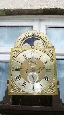 Longcase Clock 8Day