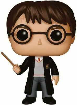Funko - POP Movies Jouet Vinyle - Harry Potter Figure Standard Figurine Neuve