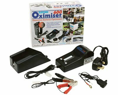 Oxford Oximiser-Battery Charger Rotax Max Go Kart Karting Race Racing