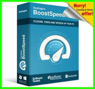 ✅ Auslogics BoostSpeed 11 PRO LifeTime Activated 🔐 For Windows fast delivery ✅