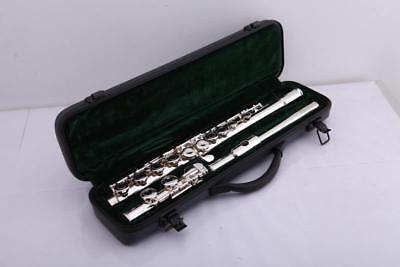 Brand New Silver Band C Flute W/Case.approved