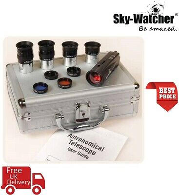 Skywatcher Plossl Eyepiece & Accessory Set 20265 (UK Stock)