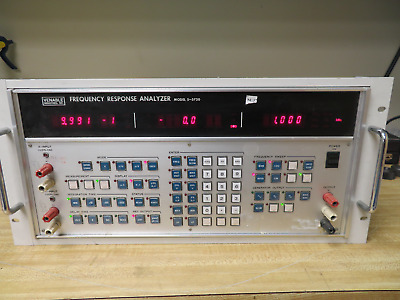 Venable Industries - Model S-5720 - Frequency Response Analyzer - NU37