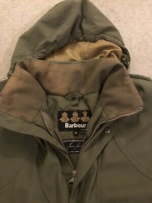 barbour northumberland range