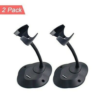 2Pack - Adjustable Barcode Scanner Stand, Shonco Hands Free Barcode Scanning Bar