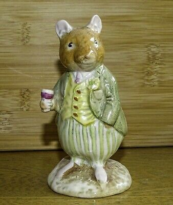 Royal Doulton Brambly Hedge Figurine - Conker