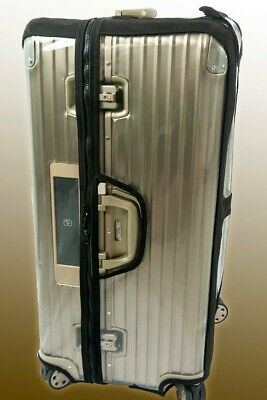 2020 Rimowa Cover for Suitcase Luggage Transparent PVC Protection