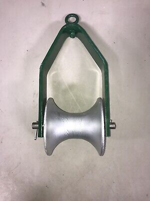 Greenlee Cable Puller Hook Sheave Pulley 5""