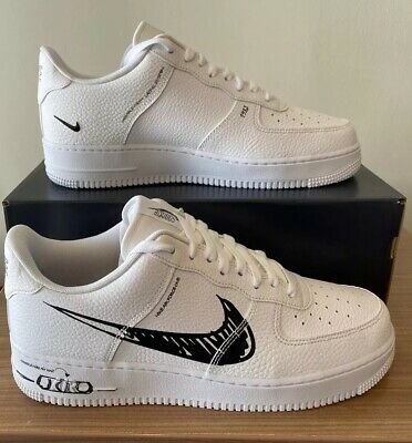 Nike Air Force 1 Low Sketch Pack Black CW7581 101