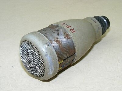 Small Old Microphone, Microphone - VEB 301 - GDR