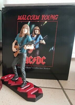 collector AC/DC Angus Young & Malcom Young KnuckleBonz Rock Iconz 2006