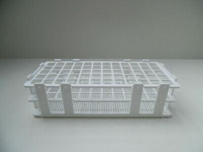 Test Tube Rack Holder Nylon 60 Hole For Tubes Up To 16mm OD