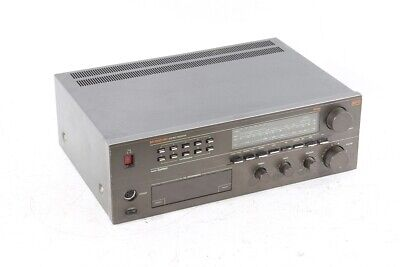 Stern Radio Stereo Control Unit Receiver Type SR3930 RFT Vintage Collector