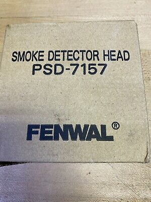 Fenwal PSD-7157 Smoke Detector Head FIRE ALARM