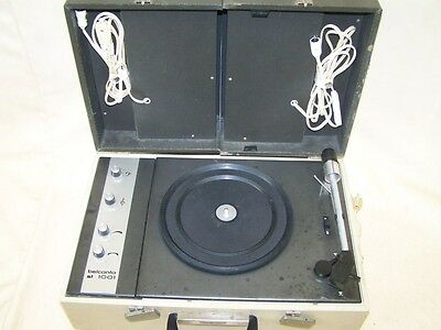 Age Belcanto Pieces 1001, Turntable with Speaker