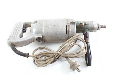 Old GDR Electric Drilling Machine SBB 13 Fully Functional