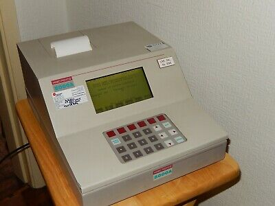 HIAC Royco 8000A  8 channel Particle Counter HACH