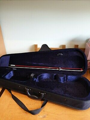 4/4 Violin Hard Case And Bow