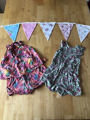 Girls Next/george summer outfits age 1.5 - 2 years 18-24 months