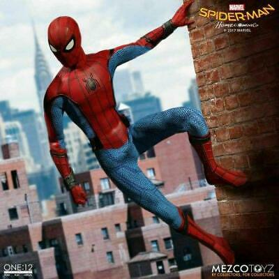 ✩ Mezco One 12 Collective / Spiderman Homecoming 1/12