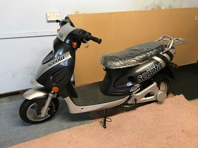 Scooter -electric/battery NEW....UNUSED.UNREGISTERED. Delivery organised.OFFERS