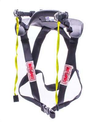 Simpson Safety HS.MED.11 Hybrid Sport Head and Neck Restraint -M