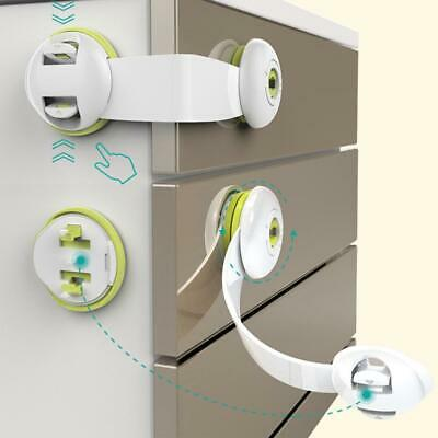 Kids Protection Baby Security Lock for Drawer Cabinet Door Safety Lock