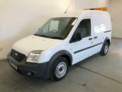2012 Ford Transit Connect 1.8 TDCi T230 High Roof LWB 4dr DPF Manual Panel Van