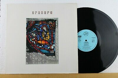 "12"" LP - ERASURE - The Innocents - DMM - Intercord 1988 - OIS (Texte/Lyrics)"
