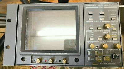 Tektronix WFM300A Component - Composite Wave (functional) with rack slot chassis