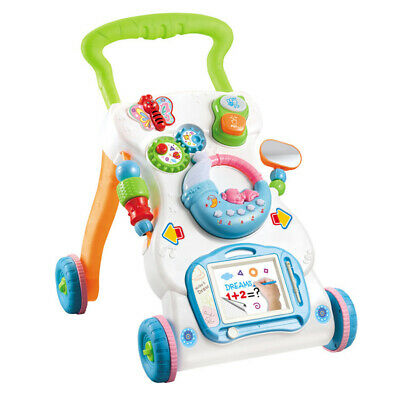 Baby Walker or Toddler Walker and Electronic Educational Toy with Music & Sounds